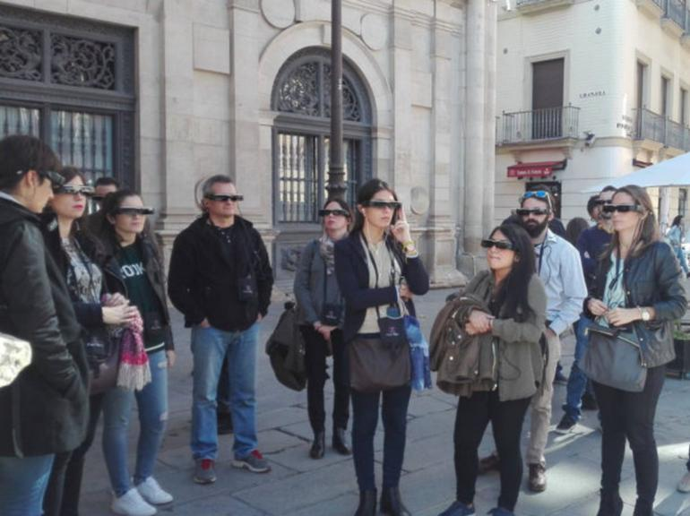 Travel to the past while visiting Sevilla - Saturday