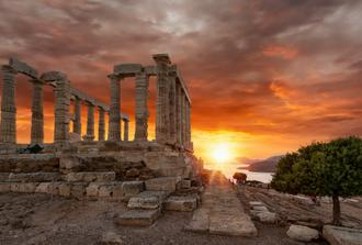 Cape Sounion, Temple of Poseidon - Sunset Tour
