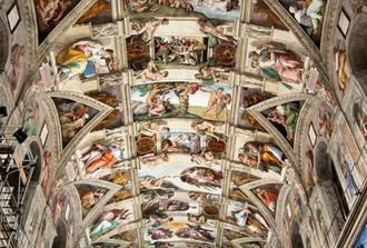 Skip-the-line tickets to the Vaticam Museums and the Sistine Chapel