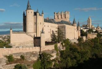 Visit Segovia and Toledo with entry to the Alcazar and Toledo's cathedral as well as transfer from Madrid Las Ventas