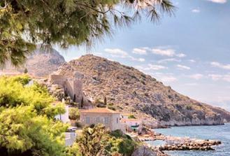 Hydra Island & Corinth - Full Day Extended Private Tour