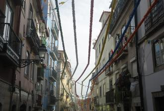 BAIRRO ALTO 500 Years of the Foundation Cultural Walk