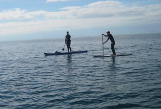 Private SUP Lesson in Praia da Rocha