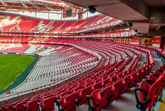 Benfica Stadium and Museum - Private Tour from Lisbon