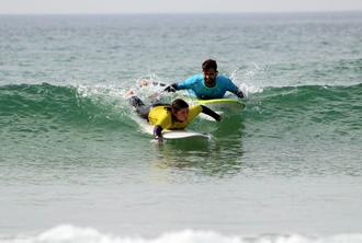 5 days Surf Course with pick up in Lisbon