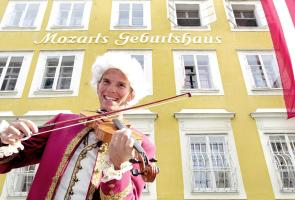 Salzburg City Tour - Private Tour