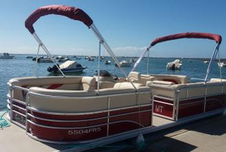 Ria Formosa 4 Islands Catamaran Tour from Faro