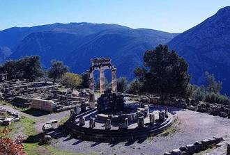 Athens to Delphi - Private Transfer