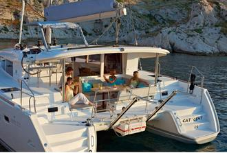 Yacht Charter - Catamaran (1/2 Day)