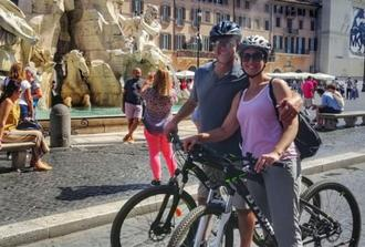 4 hours bicycle tour of Rome