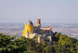 Sintra Half Day Private Tour - Pena Palace