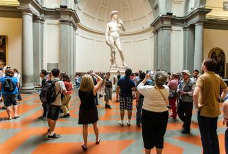 Accademia Gallery Tour With Fast Track Ticket