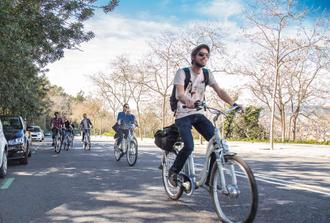 Panoramc Montjuic E-bike Tour