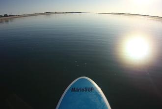 Stand Up Paddle in Fuseta