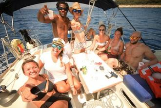 Yacht Super Party Trip - Hvar Island
