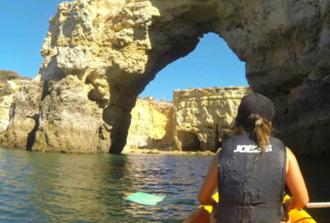 Discover Wild Beaches & Caves Kayaking