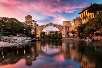 Mostar & Kravice small-group Tour from Split