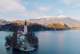 Lake Bled & Postojna Caves - Slovenia Private Day Trip