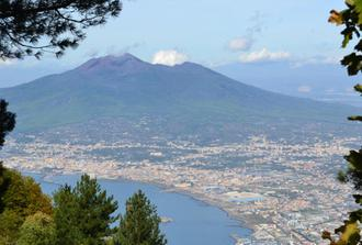 Shore excursion from Naples: Mount Vesuvius
