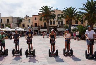Combo Segway Tour - Old City and Harbor