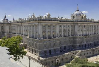 Visit Madrid's Royal Palace and taste some delicious tapas
