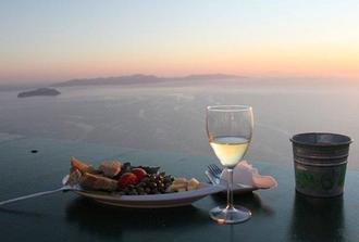 Santorini Luxury Tour Experience With Sunset